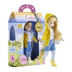 Muddy Puddles Lottie - Lottie Dolls - 5