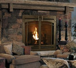 28 best Gas Fireplace Insert images on Pinterest | Fireplace ideas ...