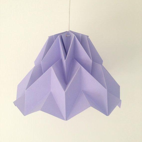 lampadario origami : 17 migliori idee su Lampadario Di Carta su Pinterest Lampadario di ...