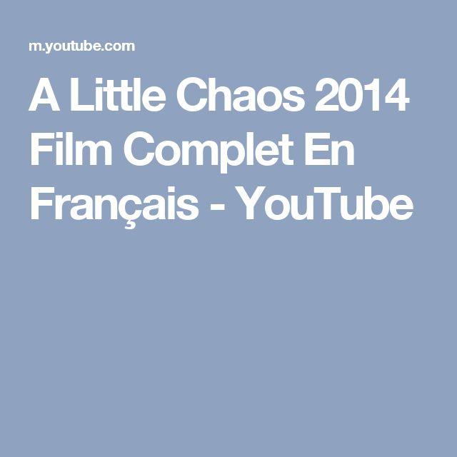 A Little Chaos 2014  Film Complet En Français - YouTube