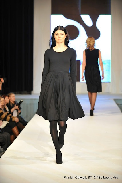 Ronya dress by Anna Ruohonen for Nanso (fall 2012).