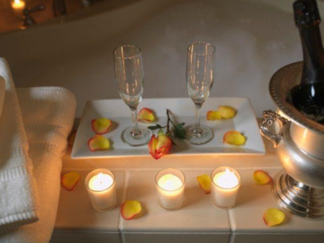 12 best Romantic Bathroom images on Pinterest Bathroom ideas