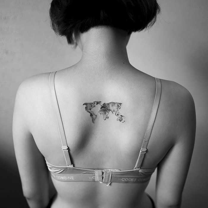 30 Beautiful Tattoos By South Korean Artist Hongdam You Will Love