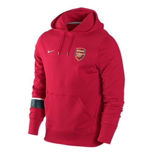 Nike Arsenal Core Hoodie - Red $53.99