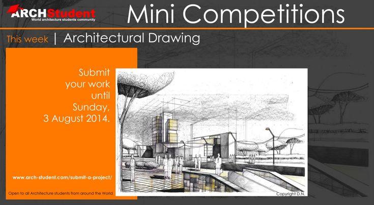 Architectural Mini Competitions 2014 | ARCH-student.com