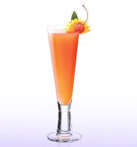 Coquetel de laranja - Receita de drink sem álcool