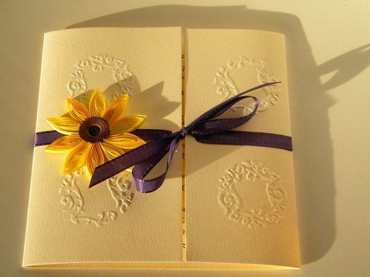 Cheap Sunflower Wedding Invitations: 1000+ Ideas About Purple Sunflower Wedding On Pinterest