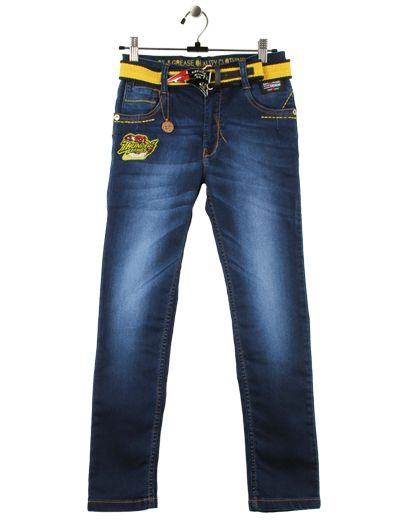 Boys loves jeans a lot and your kid will love this one guaranteed. Product code - G3-BJE0008 Price - INR 1425/-