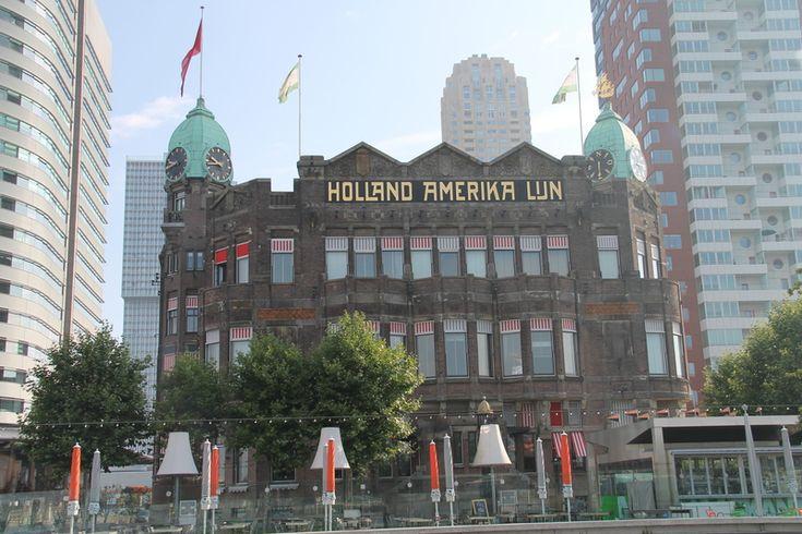 Holland-Amerika Lijn - Hotel New York - Rotterdam