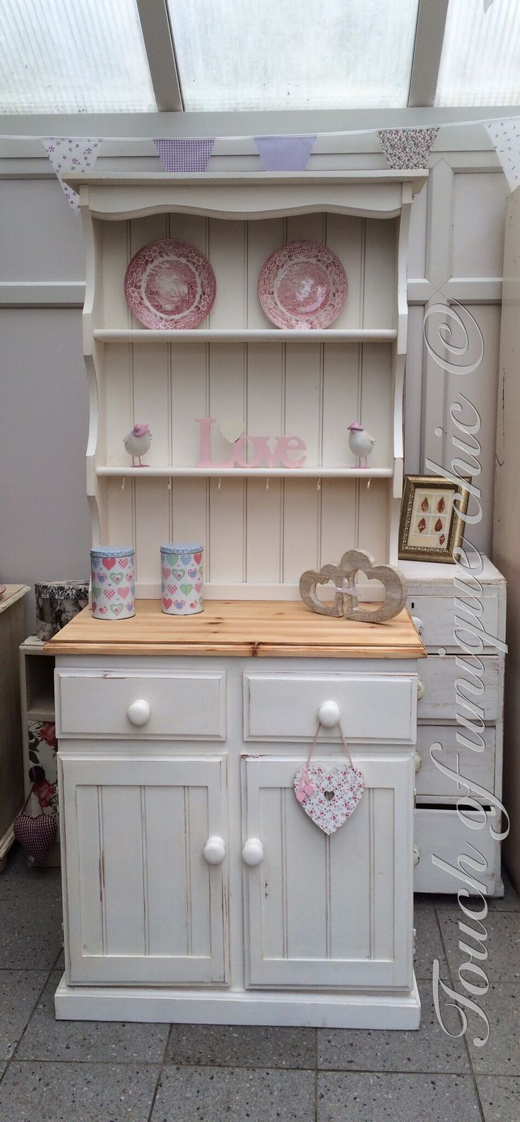 1000 Images About Shabby Chic Pine Dresser On Pinterest Solid Pine Kitchen Dresser And Pine