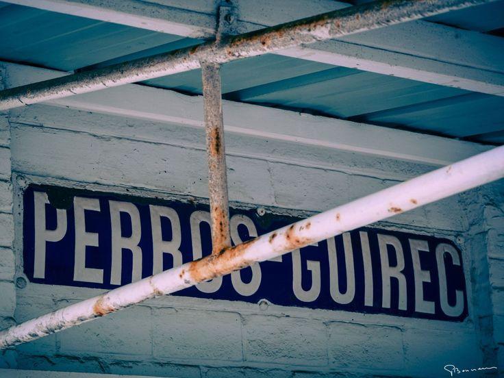 Station Perros-Guirec