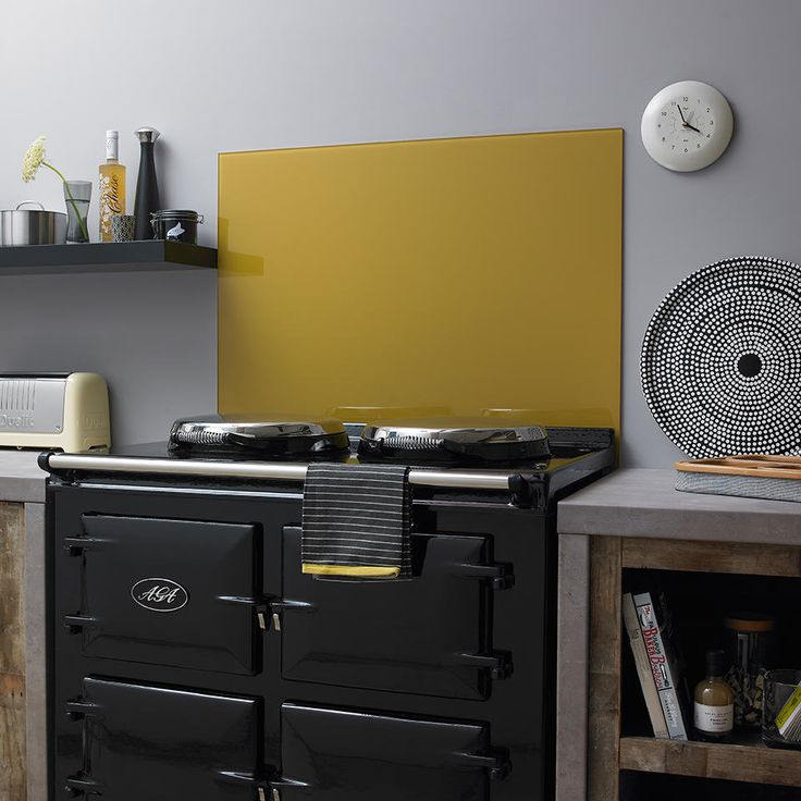 Add a splash of colour! In a kitchen where you have softer, more muted colours, why not use a glass splashback as an easy and budget friendly way to create a splash of colour. With 30 colours to chose from – you'll be spoilt for choice. Explore Impact Glass