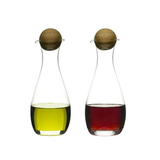 Zestaw dwóch butelek na oliwę i ocet Sagaform SF-5015337 + Wysyłka już od 8,9 !!!