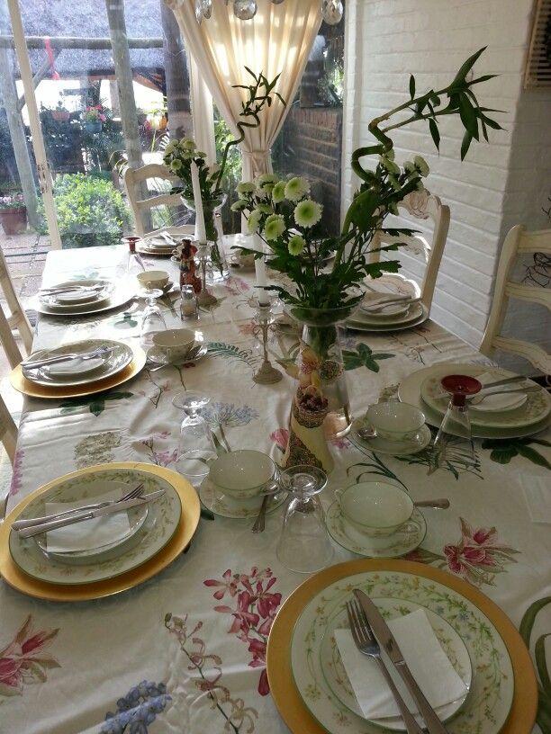 Sunday table