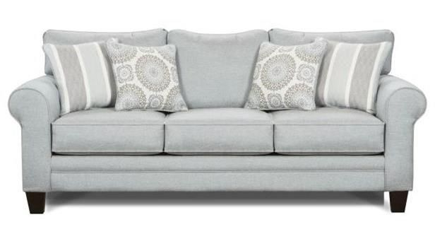 Phoebe Stationary Sofa W Accent, Crowley Furniture Lees Summit