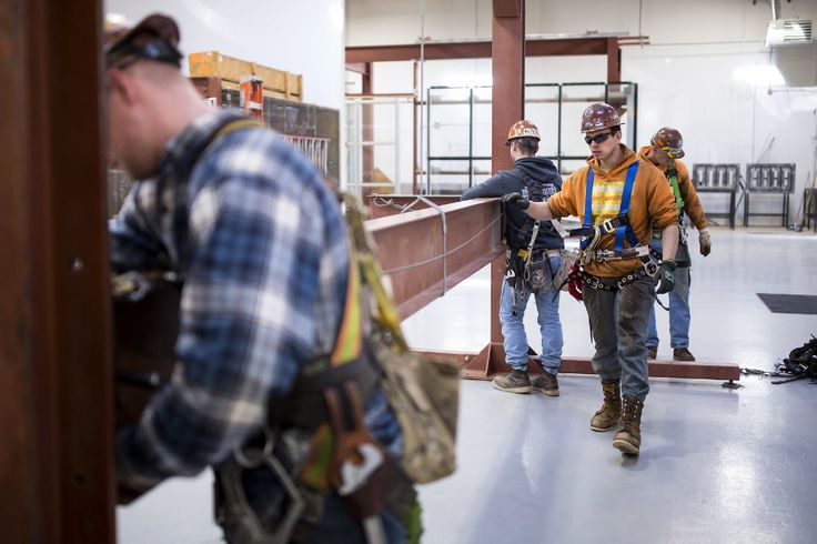 HighPaying Trade Jobs Sit Empty, While High School Grads