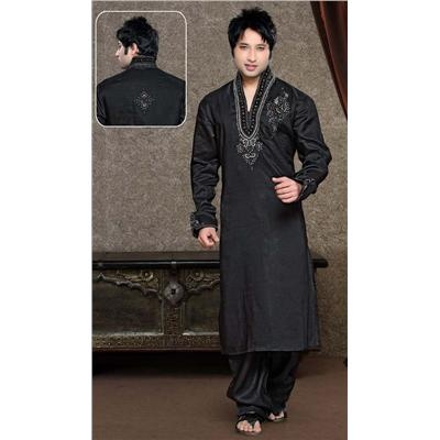 *Free shipping   **Cash on Delivery  Visit: http://www.craffts.com/men/clothing/kurta-pajamas.html
