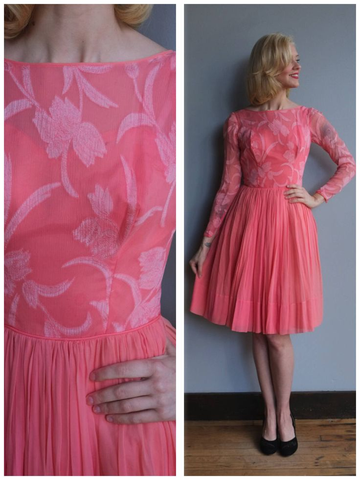 Mejores 4559 imágenes de Vintage Dresses en Pinterest   Defectos ...
