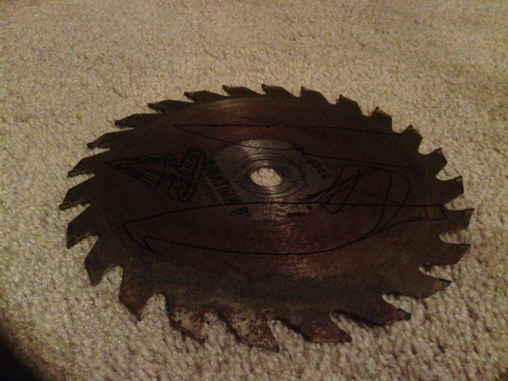 MAKE A SURVIVAL KNIFE FROM A SAW BLADE instructable