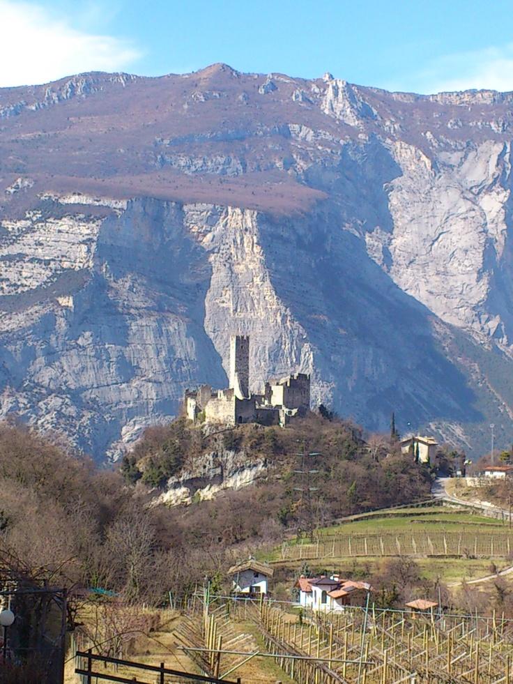 Castello di #Drena - #Trentino - Italy