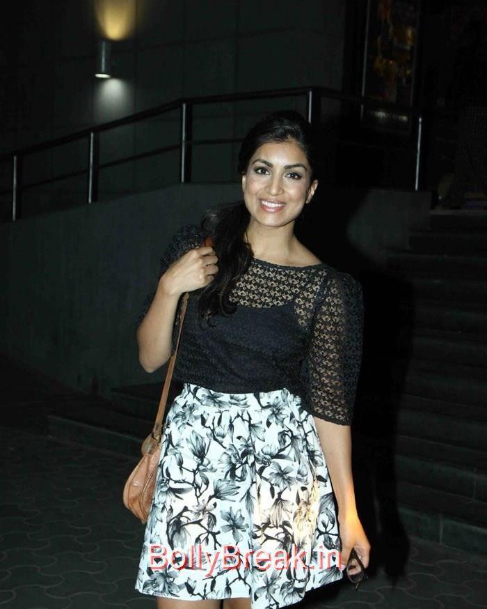 Tina Desai, Pallavi Sharda Hot HD Images At 'The Second ...