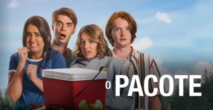 O Pacote Netflix Critica Do Filme Com Trailer Dublado Filmes