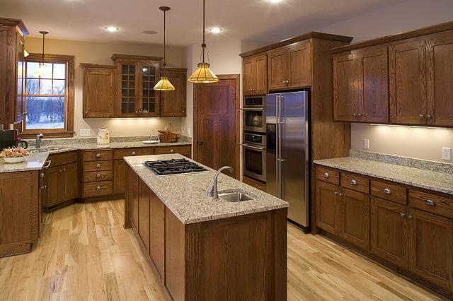 Custom Kitchen Kitchen Design Oak Kitchen Cabinets Kitchen Remodel