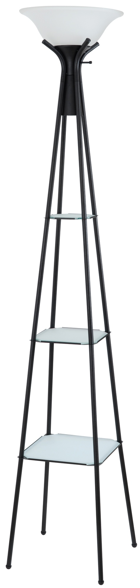 Mainstays Torchiere Floor Lamp With, Floor Lamps With Shelf Canada