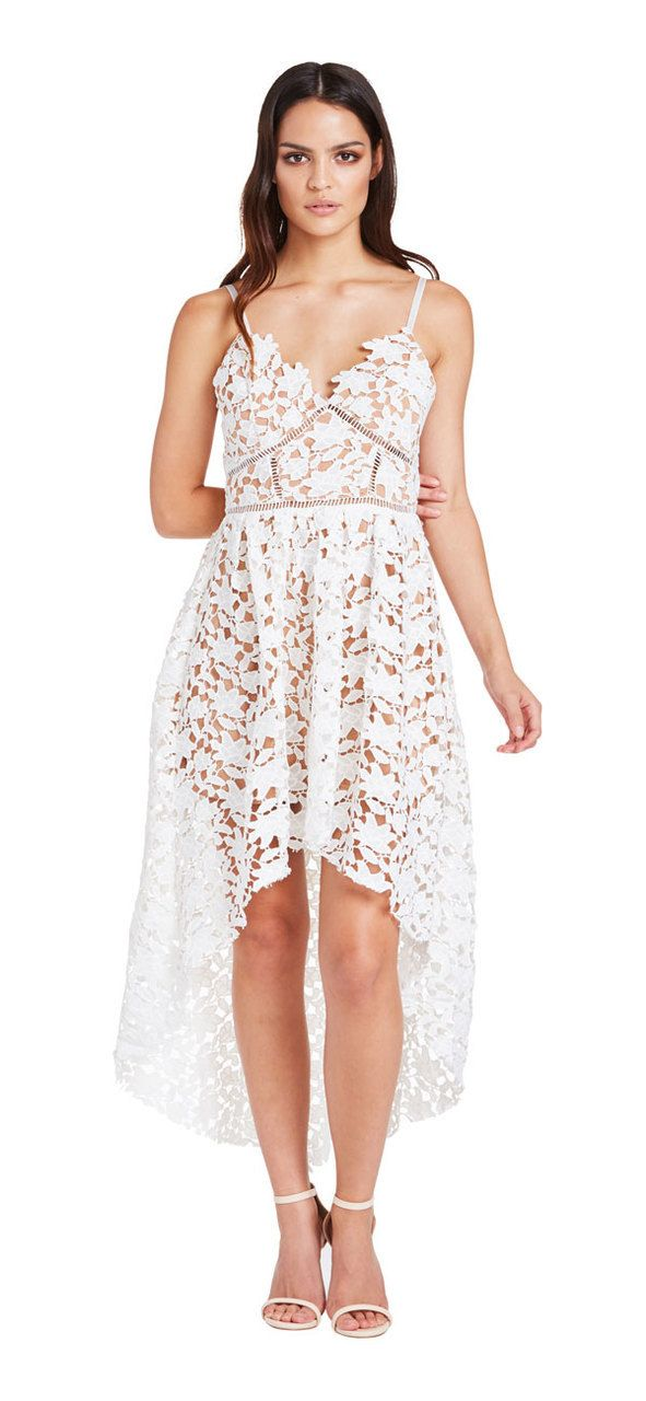 Enchanted Lace Dress - Miss G