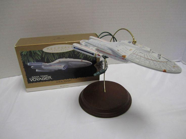 Hallmark Keepsake Star Trek Voyager U.S.S. Voyager