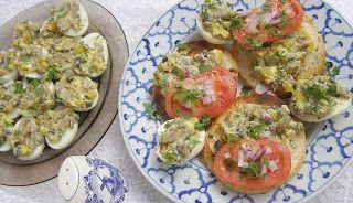 W Mojej Kuchni Lubię.. : weekendowe śniadanie pieczarkowo-jajeczne...