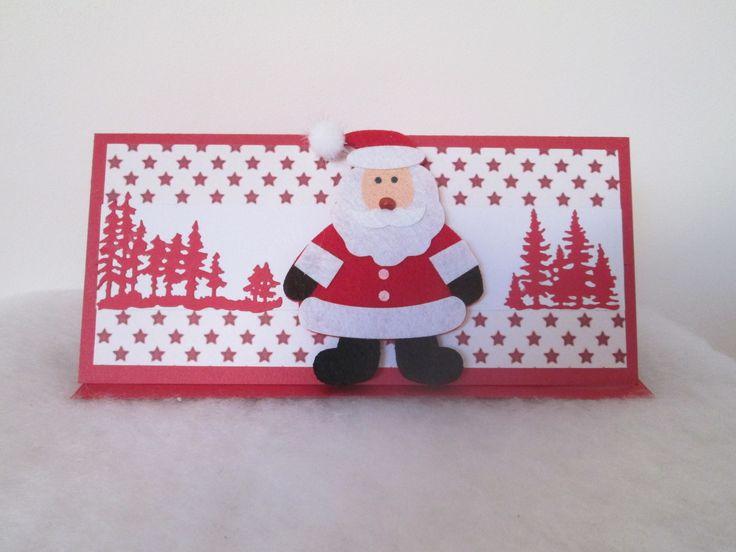 carte pochette cadeau p re no l billet cheque ou place de concert offrir emballages cadeaux. Black Bedroom Furniture Sets. Home Design Ideas