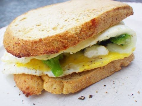 Julian Bakery's Paleo Breakfast Sandwich