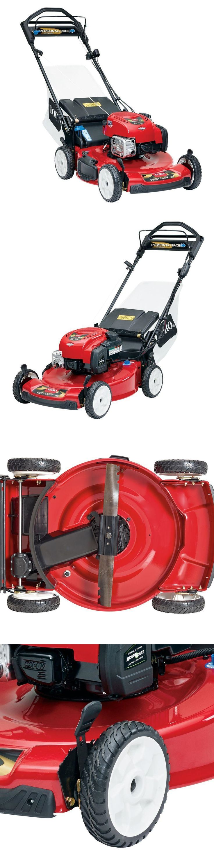 Toro timecutter z and wheel horse residential duty riding mowers are - Walk Behind Mowers 71272 Toro Recycler 22 Personal Pace Variable Speed Electric Mower Model