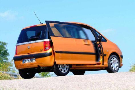 Vergeten Auto: Peugeot 1007