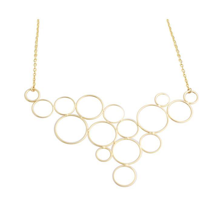 Large bubble necklace på nett fra Secrets by B | Miinto.no