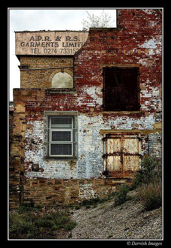 Derelict Gable End
