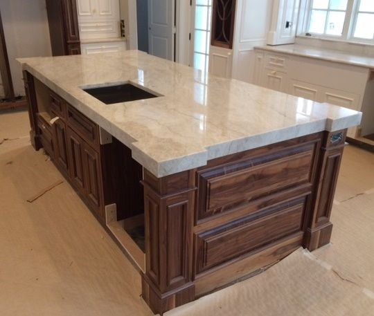 Yonkers Quartz Kitchen And Bathroom Countertops