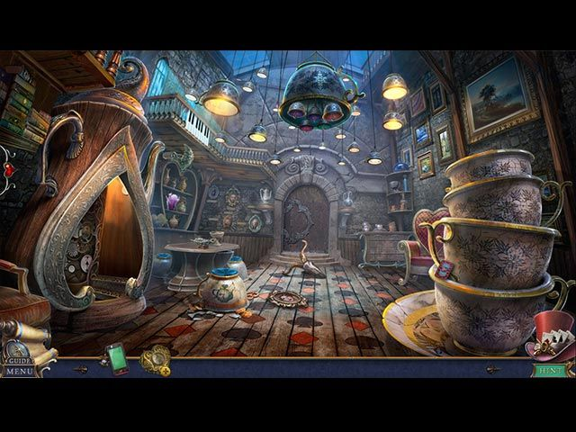 """Bridge to Another World 3: Alice in Shadowland Collector's Edition Mac Game Download: http://wholovegames.com/hidden-object-mac/bridge-to-another-world-3-alice-in-shadowland-collectors-edition-mac.html See what our Beta testers had to say: """"Great adaptation of an original kids story I was raised with. Good fun with excellent map, help, graphics cw nice story & adventure. The match-3 fight was a nice touch for me. Thank-you for this beta look-see play time. I'll look forward to the release."""""""