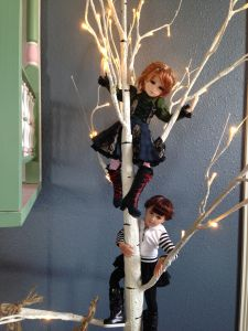 Doll Drama | scatteredwhimsy