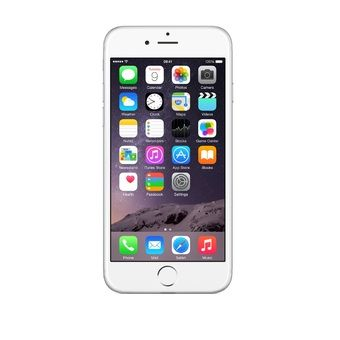 Apple iPhone 6 128GB (Silver) #onlineshopping #lazadaph #lazadaphilippines #onlineshoppingphilippines
