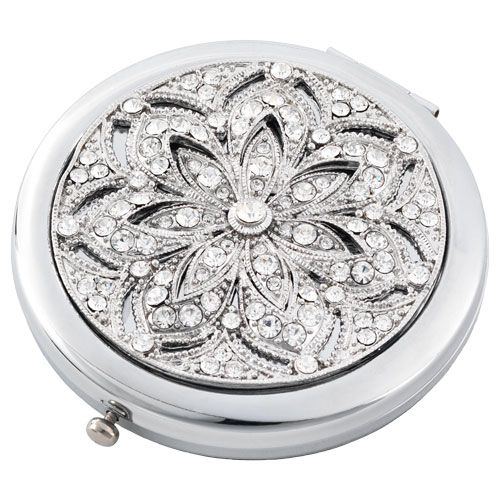 Olivia Riegel Crystal WINDSOR MIRROR COMPACT | Compact ...