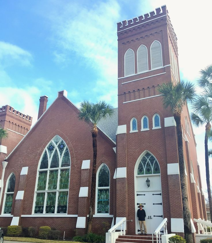 17 Best Images About Florida Historic Churches On