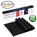 #ad #1: Cosy Life Set of 3 Large Oven Liner 16.25 x 23 Inch, Teflon Non-Stick Oven Mat - Black  https://www.amazon.com/Large-Liner-16-25-Teflon-Non-Stick/dp/B01MG9EXBH/ref=pd_zg_rss_ts_la_3741511_1?ie=UTF8&tag=a-zhome-20