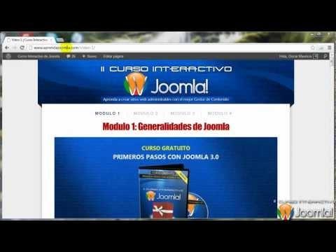 Joomla 3.0 - Instalación en un hosting