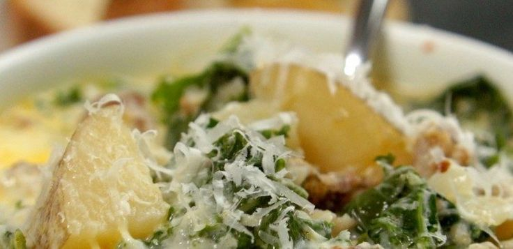 Have a craving for some classic, slow-cooked, super rich, potato and sausage soup tonight? Don't head to your local Italian restaurant— grab your crock-pot! This absolutely delicious Zuppa Toscana is easy to make and SO satisfying and hearty, making it...