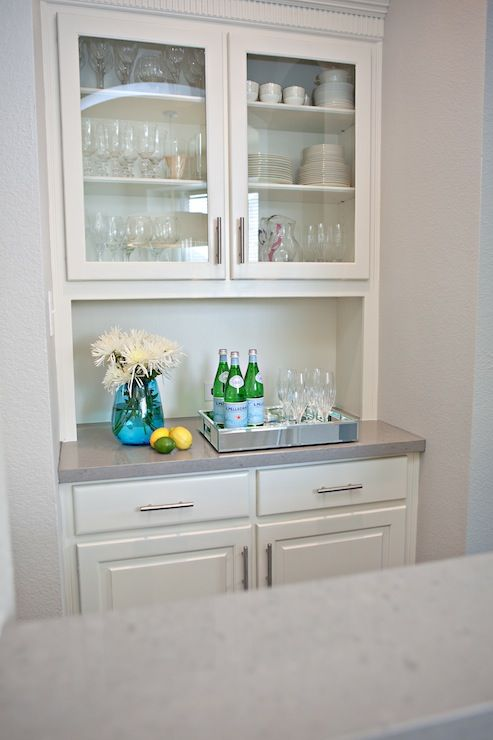 I Love The Built In China Cabinet Now Add Another One And Put Them In A Dining Room They Would