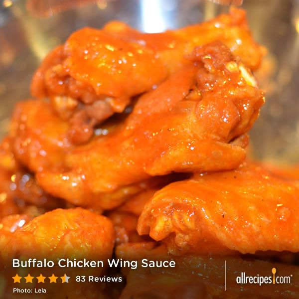 Buffalo Chicken Wing Sauce | For when you absolutely need the most original sauce around, check this video out.