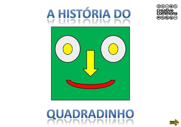 A historia do quadradinho by José Martins via slideshare