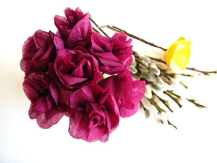 Flori din şerveţele – partea a doua – Breslo :: Breslog